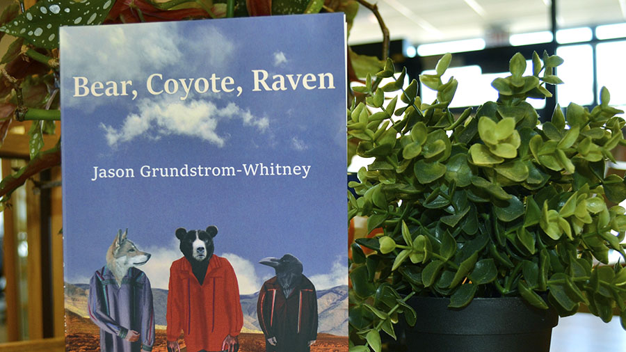 Book cover of Bear, Coyote, Raven