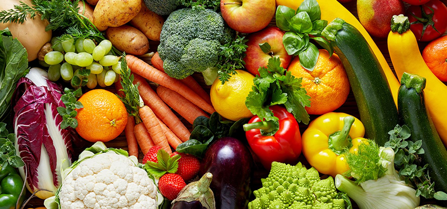 Fresh produce. Photo credit: Adobe Stock
