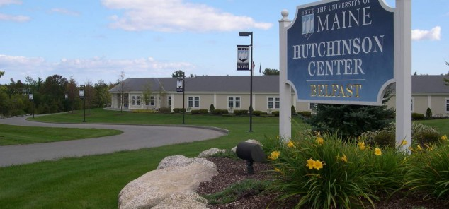 A photo of the Hutchinson Center building