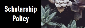 picture of succulents on Scholarship Policy Button
