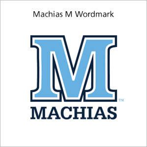 Machias M Wordmark